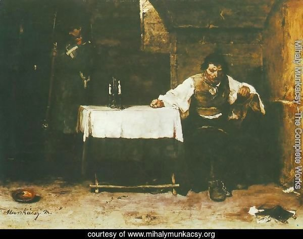 Condemned Cell (The Convict) 1869 72