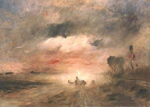 Dusty Country Road II 1883